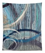 Silent Drizzle II Tapestry