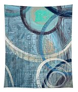 Silent Drizzle Tapestry