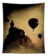 Silent Journey  Tapestry