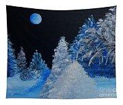 Silent Night Tapestry