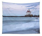 Silky Waves Tapestry