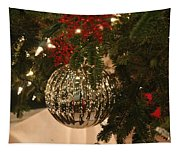Silver Ball Tapestry