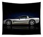 Silver Bullet Tapestry