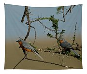 Silverbirds Tapestry