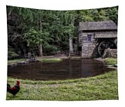 Simple Country Life Tapestry