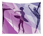 Simply Dancing 1 Tapestry
