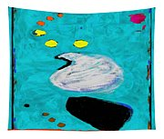 Simply Turquoise Tapestry
