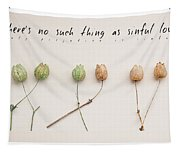 Sinful Love Tapestry