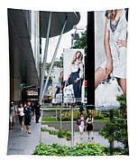 Singapore Orchard Road 02 Tapestry