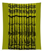 Singles In Yellow Tapestry