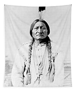 Sioux Chief Sitting Bull Tapestry
