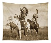 Sioux Chiefs  Tapestry
