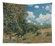 Sisley The Road, 1875 Tapestry