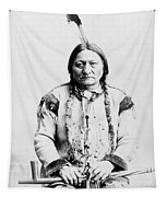Sitting Bull Tapestry by War Is Hell Store