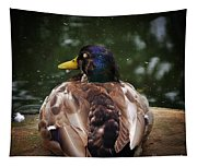 Sitting Duck Tapestry