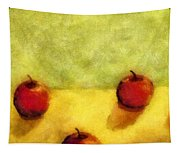 Six Apples Tapestry