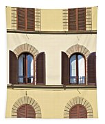 Six Windows Of Florence Tapestry