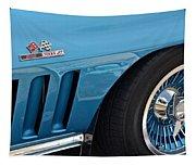 Sixty Six Corvette Roadster Tapestry