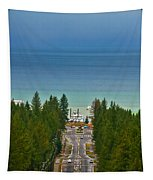 Ski Run Blvd Tapestry