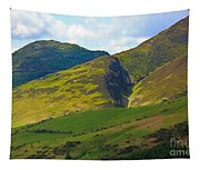 Skiddaw In The Lake District Tapestry