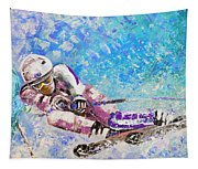 Skiing 06 Tapestry