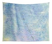 Skirting The Shoreline Tapestry