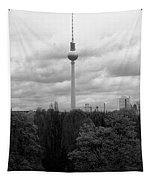 Sky Over Berlin Tapestry