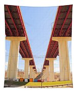 Skyway Highway Tapestry