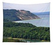 Sleeping Bear Dunes Overlook Tapestry