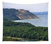 Sleeping Bear Dunes Vista Tapestry