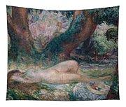 Sleeping Nymph Tapestry