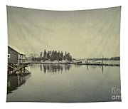 Sleepy Shores Tapestry