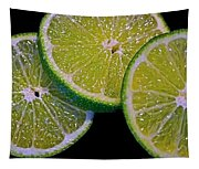 Sliced Limes Tapestry