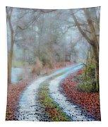 Slippery Travels Tapestry
