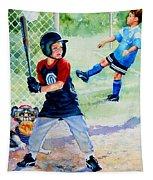 Slugger And Kicker Tapestry