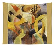 Small Composition 1913 Tapestry