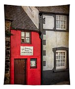 Smallest House Tapestry