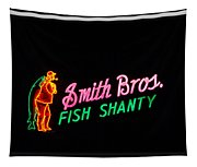 Smith Bros. Fish Shanty Tapestry