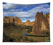 Smith Rock State Park - Oregon Tapestry