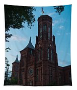 Smithsonian Castle Dawn Tapestry