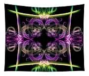 Smoke Art 34 Tapestry