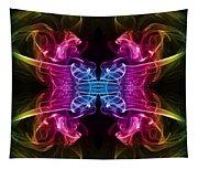 Smoke Art 64 Tapestry