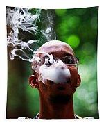 Smokin Puffs Tapestry