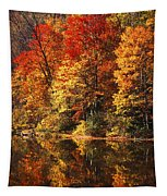 Smoky Mountain Colors - 234 Tapestry