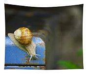 Snail Tapestry
