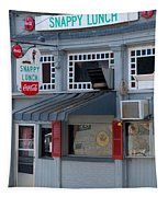 Snappy Lunch Mt. Airy Nc Tapestry