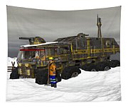 Snow Bound Tapestry