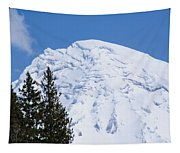 Snow Cone Mountain Top Tapestry