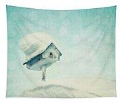Snowbird's Home Tapestry