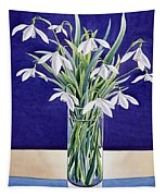 Snowdrops  Tapestry